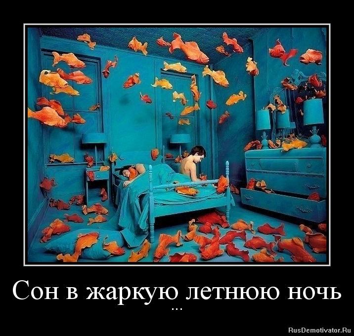 Сон в жаркую летнюю ночь - ...