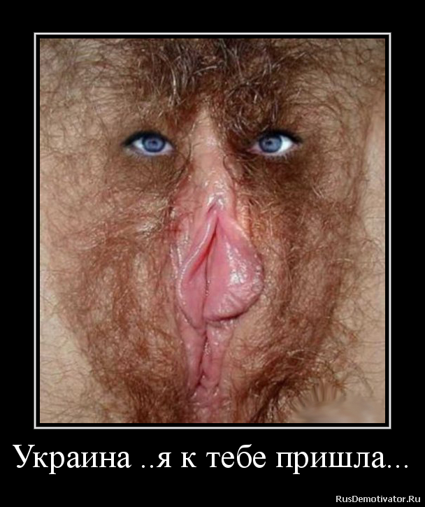 Украина ..я к тебе пришла...
