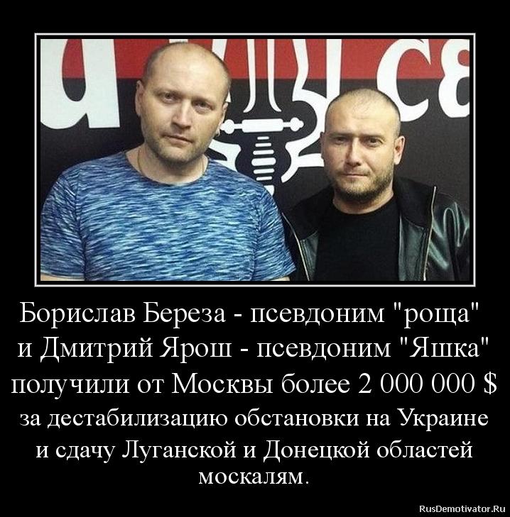 Борислав Береза - псевдоним