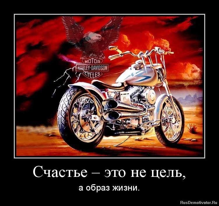 Счастье – это не цель, - а образ жизни.