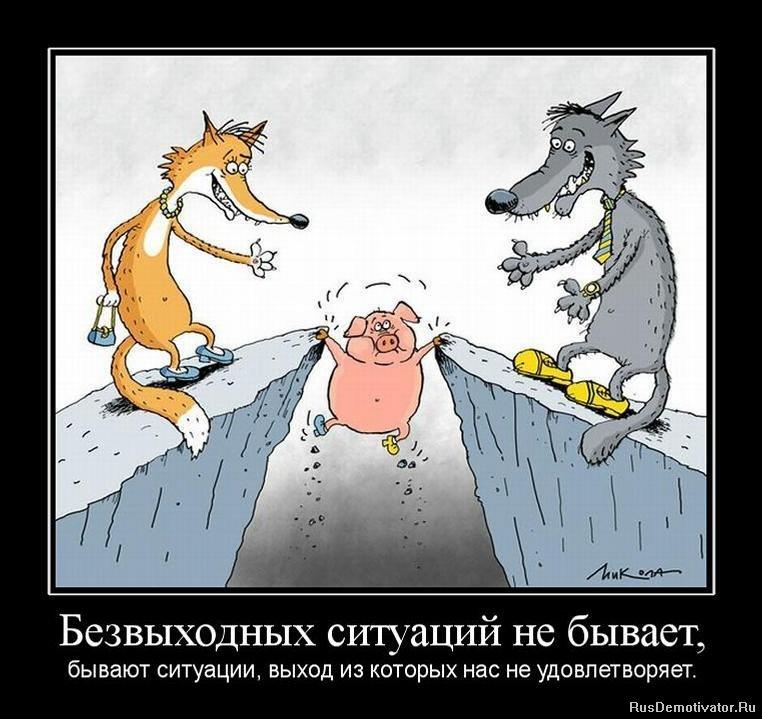 Анекдот про кефирчика и медведя ничего